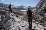 Surrounded by nothing but mountains: the heart of the Albanian Alps