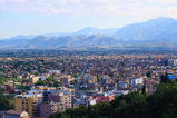 View over Shkoder