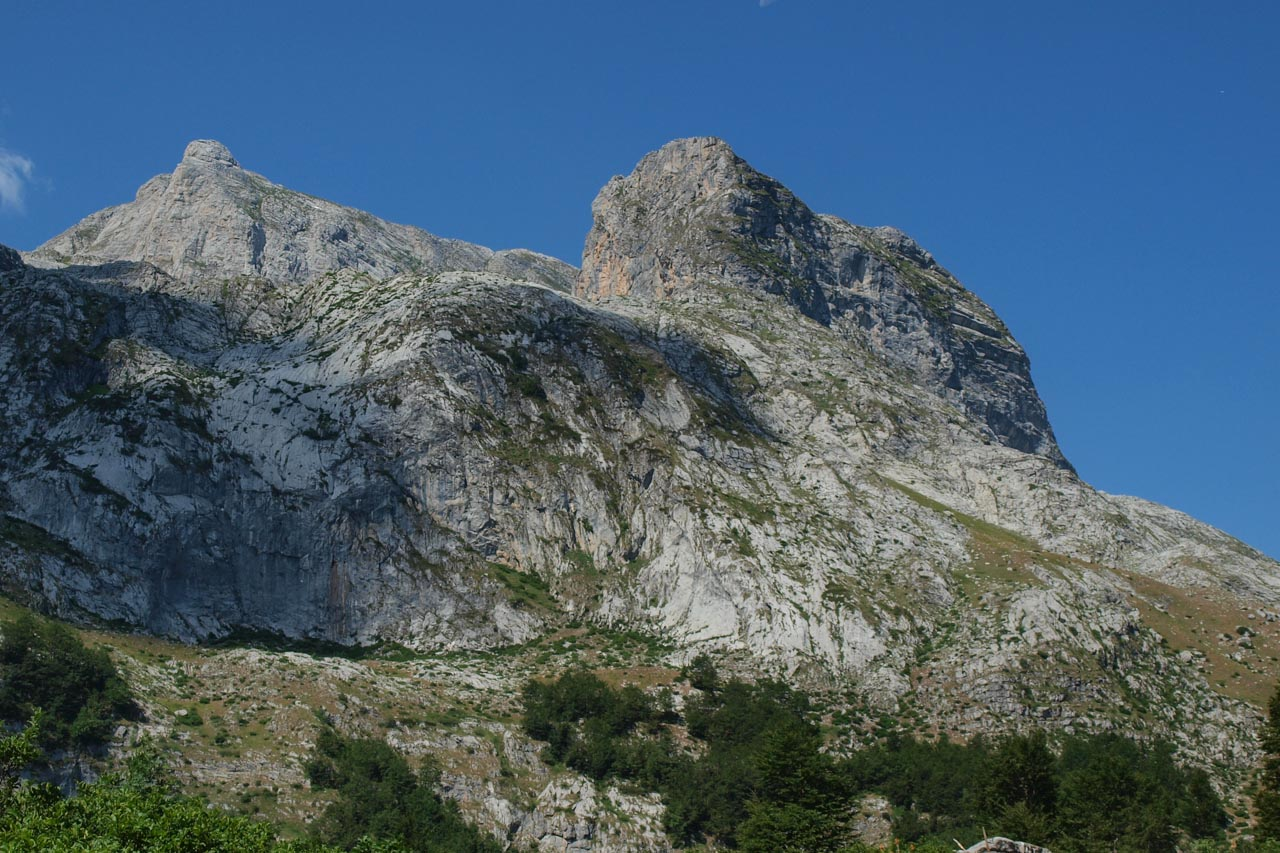 Kollata massif from Cerem