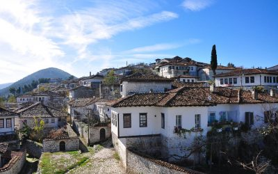 Our last destination, Berat