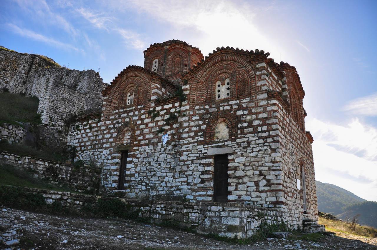 Holy Trinity Church, Berat