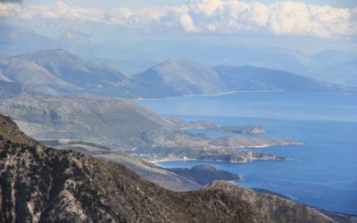 The Ionian coast