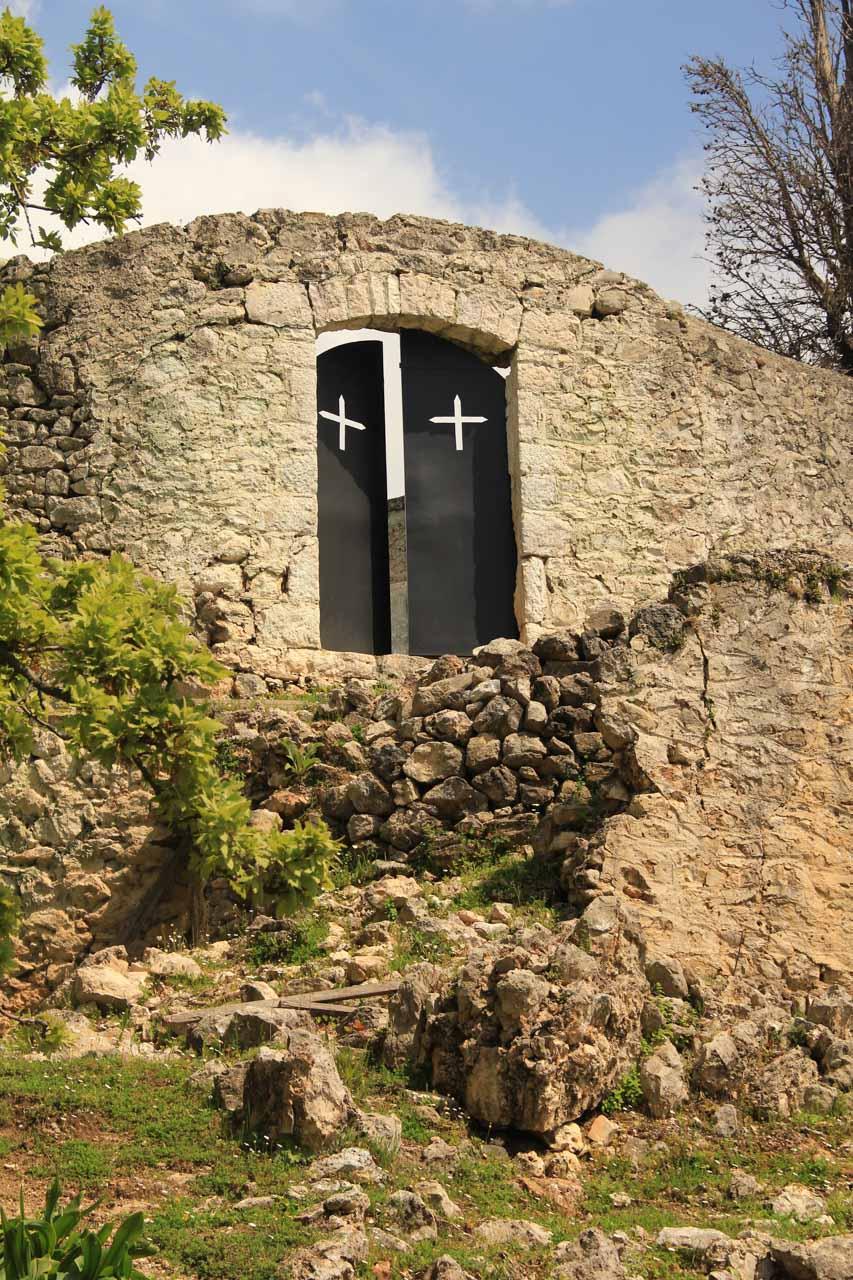 St Theodre monastery