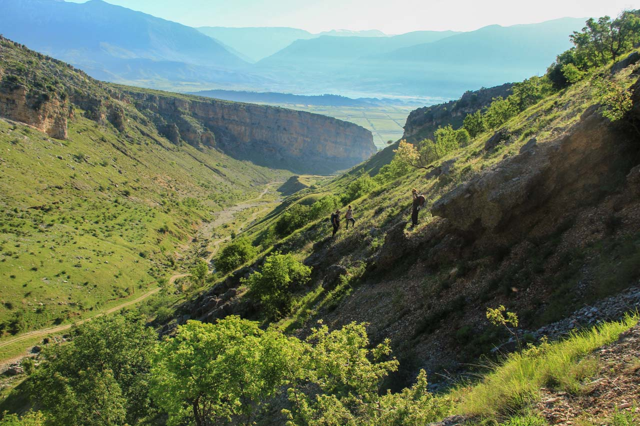 Descend to Goranxi