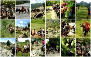 Horse Riding in Albania: Butrint, Gjirokastra, Zagoria