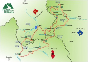 Peaks of the Balkans - Celebrated Cross Border Hike