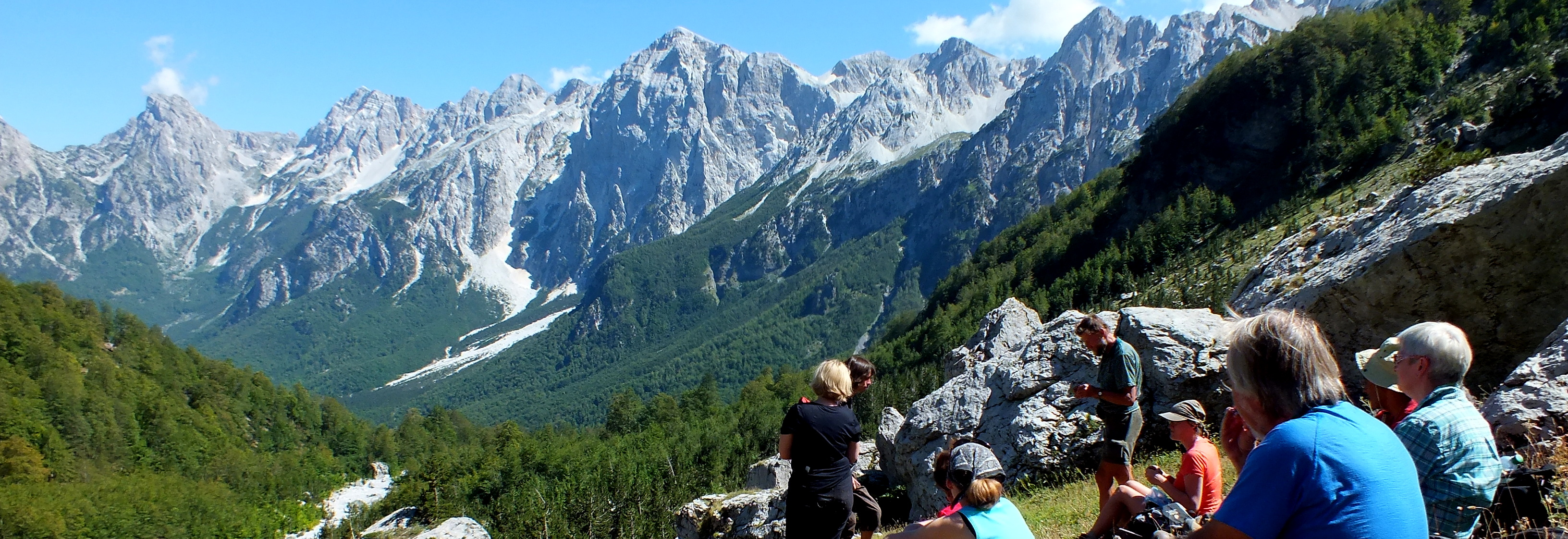 National Park Valbona And Valbona National Park